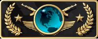 GLOBAL + 2 МОНЕТЫ ЗА СЛУЖБУ + МЕДАЛЬ + 16 ЛЕТ ВЫСЛУГИ + 9 LVL STEAM